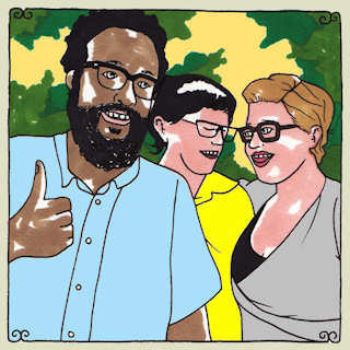 Dec 23, 2011 Daytrotter Studio Rock Island, IL by Pearl and the Beard