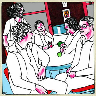 Aug 30, 2010 Daytrotter Studio Rock Island, IL by Surfer Blood
