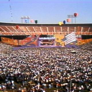 Oct 17, 1981 Candlestick Park San Francisco, CA by George Thorogood & The Delaware Destroyers