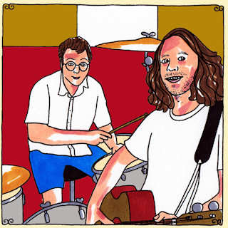 Oct 21, 2010 Daytrotter Studio Rock Island, IL by Drag The River