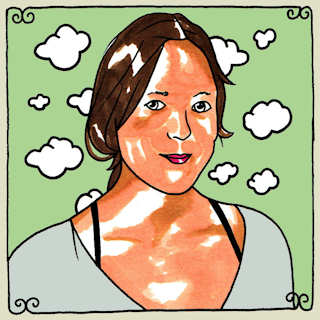 Aug 6, 2012 Daytrotter Studio Rock Island, IL by Scout Niblett