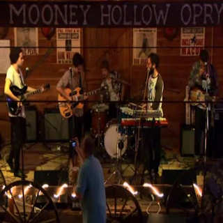 Jul 26, 2009 Mooney Hollow Saloon Barn Green Island, IA by Local Natives