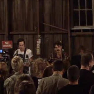 Jul 28, 2009 Secrest 1883 Octagonal Barn West Liberty, IA by Local Natives