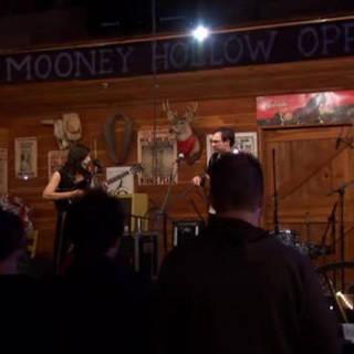 Oct 11, 2009 Mooney Hollow Saloon Barn Green Island, IA by Snowblink