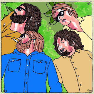 Dec 2, 2010 Breakglass Studio Montreal, Quebec by The Sheepdogs (Pop Montreal Session)