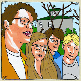 Apr 30, 2011 Daytrotter Studio Rock Island, IL by Carnivores
