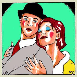 Apr 26, 2012 Big Orange Studios Austin, TX by Dresden Dolls