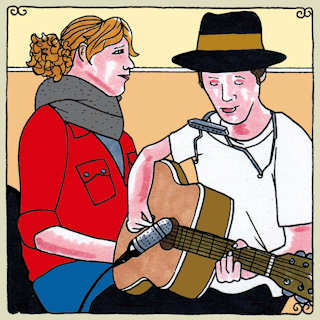 Feb 17, 2011 Daytrotter Studio Rock Island, IL by Shovels & Rope