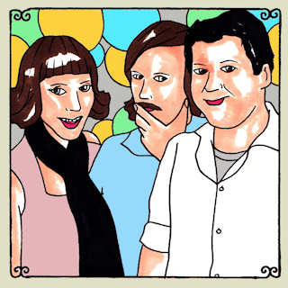 Nov 2, 2012 Daytrotter Studio Rock Island, IL by The Octopus Project