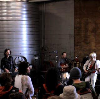 Jun 4, 2011 Gundlach Bundschu Winery Sonoma, CA by Tu Fawning
