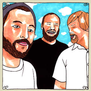 Oct 25, 2011 Daytrotter Studio Rock Island, IL by David Bazan
