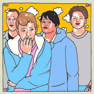 Apr 3, 2012 Daytrotter Studio Rock Island, IL by Ezra Furman & The Harpoons