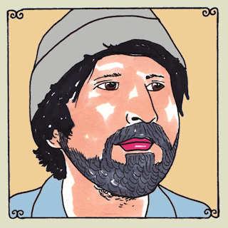 Sep 5, 2012 Big Orange Studios Austin, TX by Gruff Rhys