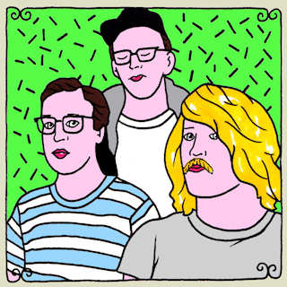 Aug 15, 2012 Daytrotter Studio Rock Island, IL by Male Bonding