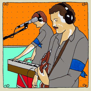Sep 14, 2011 Daytrotter Studio Rock Island, IL by Wildlife