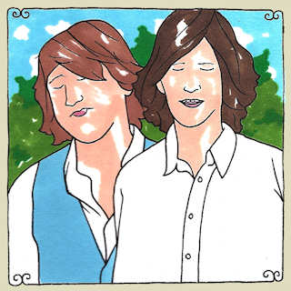 Oct 31, 2011 Daytrotter Studio Rock Island, IL by The Milk Carton Kids