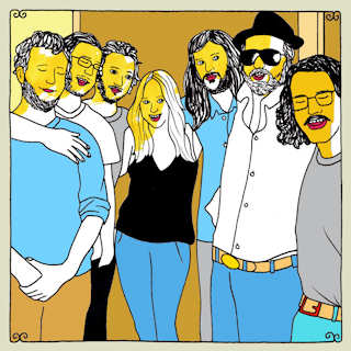 Mar 15, 2012 Daytrotter Studio Rock Island, IL by Truth and Salvage Co. (featuring Lissie)