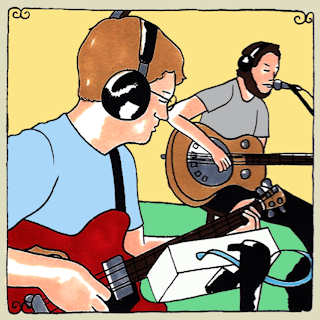 Nov 9, 2011 Daytrotter Studio Rock Island, IL by All Get Out