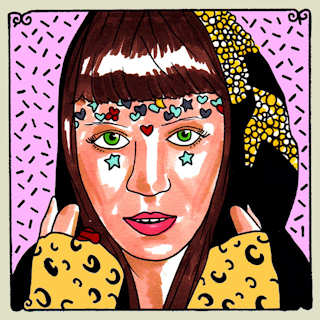 May 23, 2013 Daytrotter Studio Rock Island, IL by Grimes