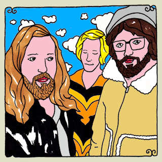 Mar 8, 2012 Daytrotter Studio Rock Island, IL by Yukon Blonde