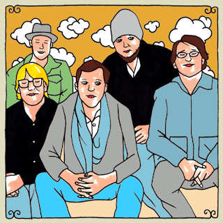 May 29, 2012 Daytrotter Studio Rock Island, IL by Sons of Fathers