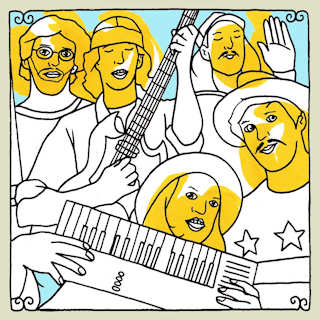 Jun 27, 2012 Daytrotter Studio Rock Island, IL by Juston Stens and the Get Real Gang