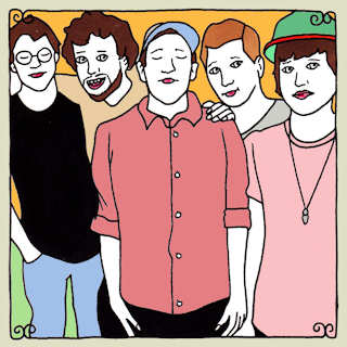 Jun 22, 2012 Daytrotter Studio Rock Island, IL by Young Statues