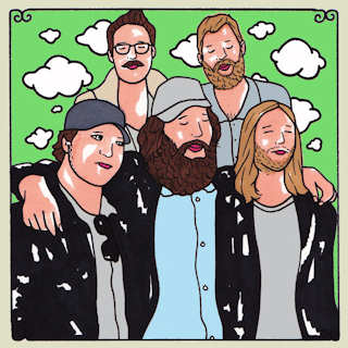 Sep 28, 2012 Daytrotter Studio Rock Island, IL by The Revival Tour