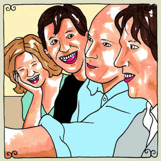 Aug 14, 2012 Daytrotter Studio Rock Island, IL by Cowboy Junkies