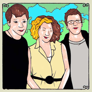 Dec 6, 2012 Daytrotter Studio Rock Island, IL by Unicycle Loves You