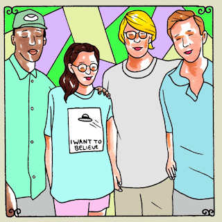 Jul 8, 2013 Daytrotter Studio Rock Island, IL by Total Slacker