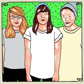 Oct 17, 2012 Daytrotter Studio Rock Island, IL by Now, Now,