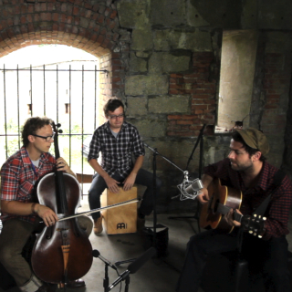 Jul 29, 2012 Paste Ruins at Newport Folk Festival Newport, RI by Dawes And Ben Sollee