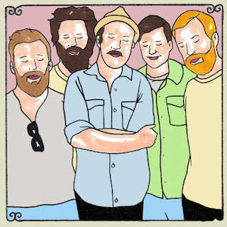 Oct 30, 2012 Daytrotter Studio Rock Island, IL by Red Wanting Blue