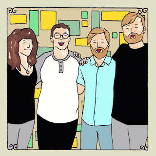 Jan 9, 2013 Daytrotter Studio Rock Island, IL by Swear And Shake