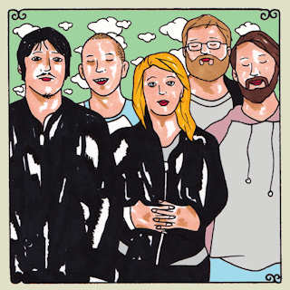 Dec 6, 2012 Daytrotter Studio Rock Island, IL by Murder By Death