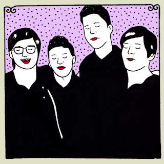Nov 13, 2012 Daytrotter Studio Rock Island, IL by Matthew Dear