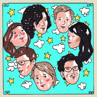 Apr 8, 2014 Daytrotter Studio Rock Island, IL by Ava Luna