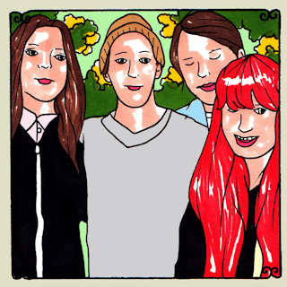 Apr 9, 2013 Daytrotter Studio Rock Island, IL by The Lovely Bad Things