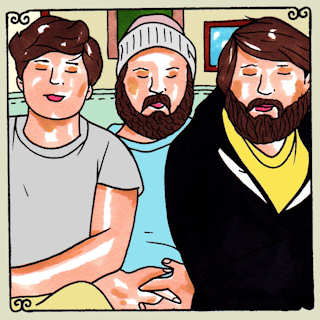 Sep 4, 2013 Daytrotter Studio Rock Island, IL by Banned Books