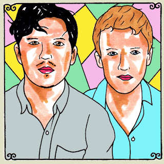 May 17, 2013 Daytrotter Studio Rock Island, IL by Generationals