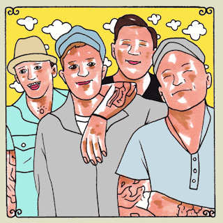 Aug 12, 2013 Daytrotter Studio Rock Island, IL by Blacklist Royals