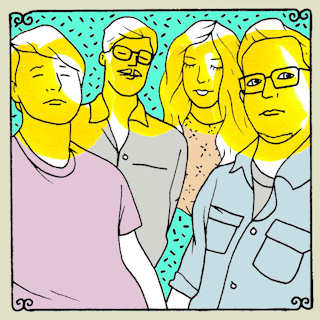 Aug 12, 2013 Daytrotter Studio Rock Island, IL by Frances Cone