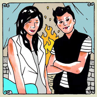Sep 2, 2013 Daytrotter Studio Rock Island, IL by The Ghost Wolves