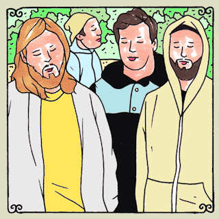 Aug 22, 2013 Daytrotter Studio Rock Island, IL by HRVRD