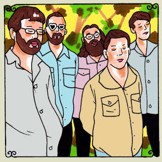 Sep 19, 2013 Daytrotter Studio Rock Island, IL by We Leave At Midnight