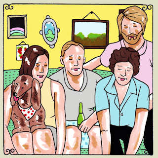 Oct 7, 2013 Daytrotter Studio Rock Island, IL by Deer Tick