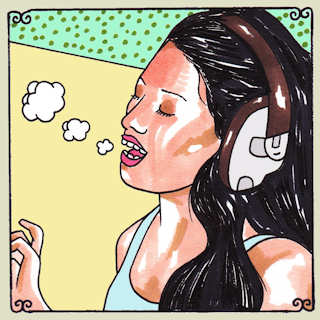 Sep 25, 2013 Daytrotter Studio Rock Island, IL by Jessica Hernandez & The Deltas