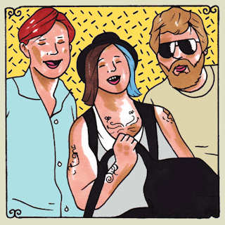 Sep 24, 2013 Daytrotter Studio Rock Island, IL by The Traveling Suitcase