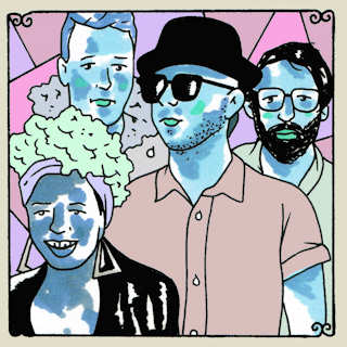 Nov 4, 2013 Daytrotter Studio Rock Island, IL by Wallpaper
